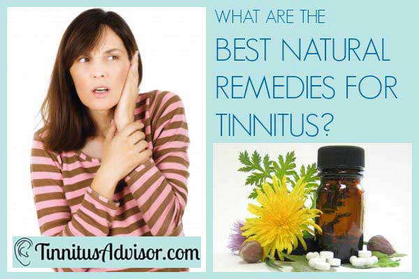 Best Natural Remedies for Tinnitus? Here's What We Found: