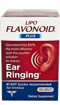 lipo-flavonoid tinnitus supplement